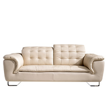 321 Seater Lounge Living Room Leather Sofa
