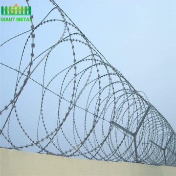 Cheap+Hot+Dippped+Galvanized+Razor+Barbed+Wire