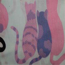 Cetim impresso algodão para roupas infantis