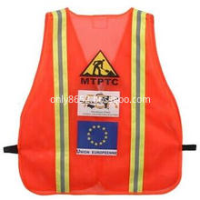 Simple reflective safety coat