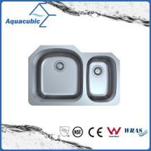 Under Counter Stainless Steel Moduled Kitchen Sink (ACS 8052FM)