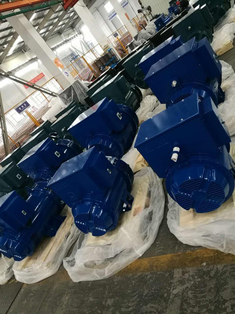 Low Voltage Generator With Marelli Blue