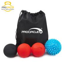 Procircle Varios tamaños Yoga Masaje Ball Set