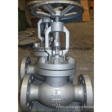 Клапан с фланцем из углеродистой стали