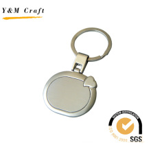 Special Oval Metal Key Ring with High Quality (Y02321)