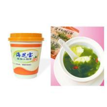 Вкусный суп из водорослей Бульон из сушеных водорослей