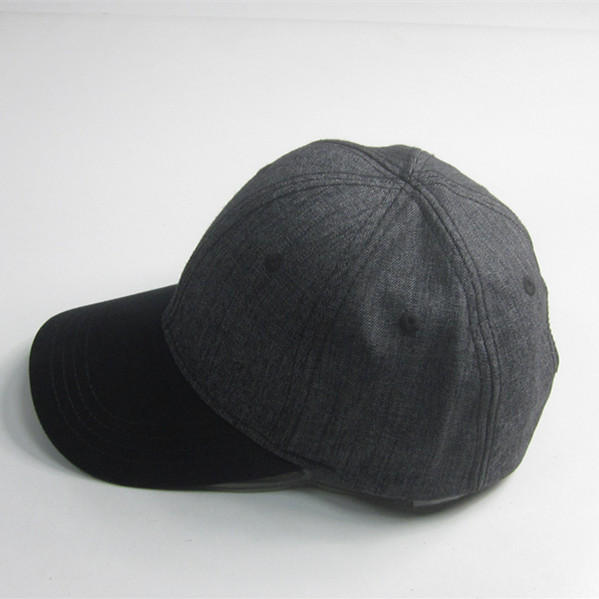 Spandex Denim Blank Sport Cap Wholesale