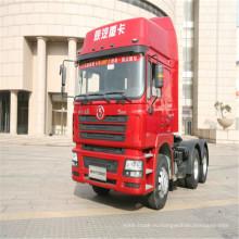 Тележки shacman 336hp на грузовик с прицепом грузовик