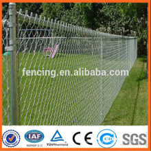 Galvanized Chain Link Fence for Slope protection