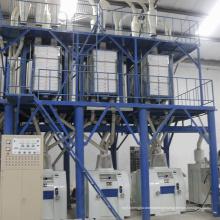 Máquina de moinho de farinha de trigo em pequena escala