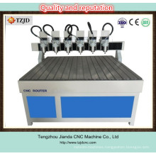 Multihead CNC Router for Advertisement