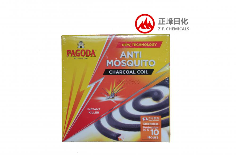 High effective mosquito coil