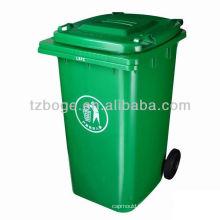 moule de poubelle de rue en plastique