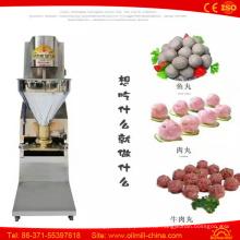 Nahrungsmittelfleischklöschen, das Maker Rolling Meat Ball Making Machine bildet