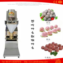 Food Meatball Forming Maker Rolling Meat Ball Making Machine