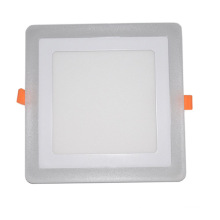 Efficient Energy Saving Double Color Square COB Light/LED Recessed Light