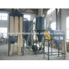 Sägemehl, Reisschale, Holzpulverfräsen Herstellung der Maschinenproduktion