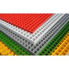 Стеклопластик/стеклопластик прессованного решетчатого настила