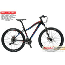26′′ Alloy Mountain Bicycle with Sram 27 Speed (AP-2603)