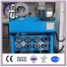 Machine de rabattement de tuyau hydraulique de P52 avec l'outil de changement rapide avec le meilleur prix