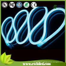 Flex souple au néon PVC avec couleur bleue