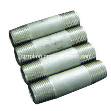 Galvanized Carbon Steel Male Hose Bar Nipple