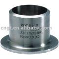 Aço inoxidável 304 STUB END / colar de aço