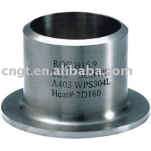 Acero inoxidable 304 STUB END / collar de acero