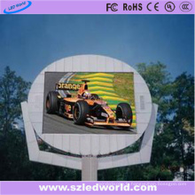 P10 extérieur 7000CD / M2 LED panneau d'affichage pour la pleine couleur