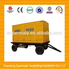 18kw-1600kw silent beweglicher Dieselgenerator