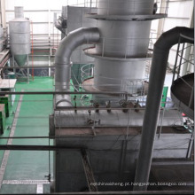 Equipamento Oxidante Térmico Regenerativo (RTO)