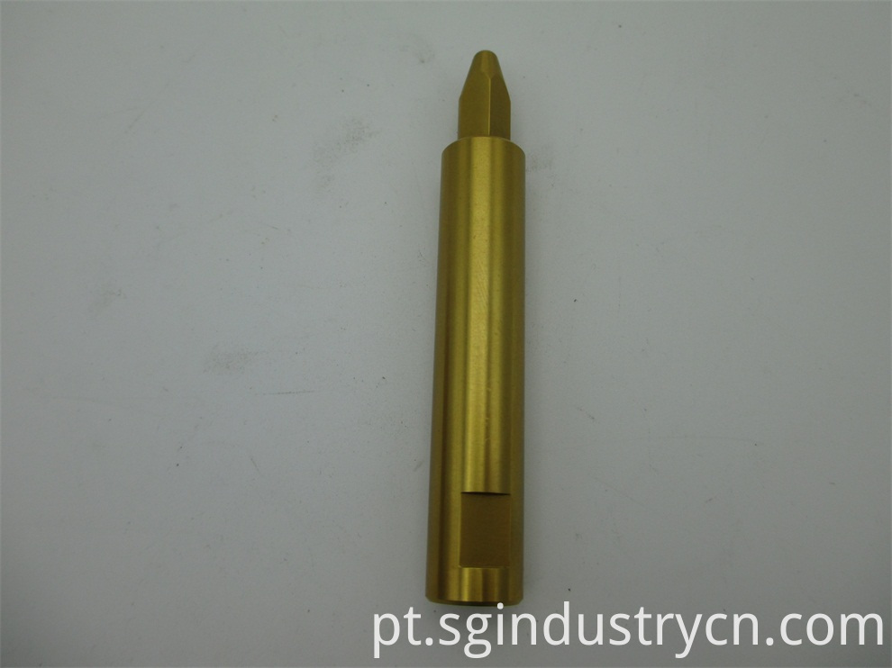 Brass Fitting Machining