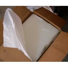 Cera de parafina semi refinada 58-60 60-62 Bulto blanco