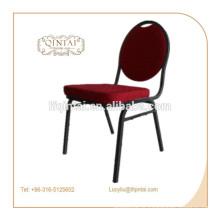 cadeira de jantar empilhável do banquete do preço barato durável para o restaurante