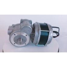 220V 125mm AC-Kondensator-Laufschutzgittermotor