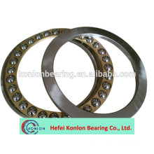 Long time use 51117 double row thrust ball bearing in ball bearing factory