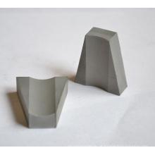 Pontas de mineração de carboneto cimentado de alta qualidade em branco para venda