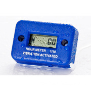 Watercrafts LCD Vibration Hour Meter for Petrol Motor Diesel Motor