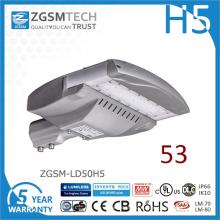 Высокое качество IP66 50W Солнечный СИД уличного фонаря