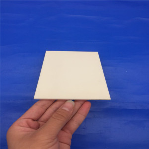 99% Alumina Ceramic Plate/ Rectangular Insulating Board