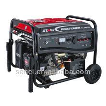 6KVA SC6000-I Generador de gasolina (6KVA Gerador gasolina da)