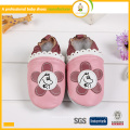 hot sale lovely genuine cowskin real leather baby shoes