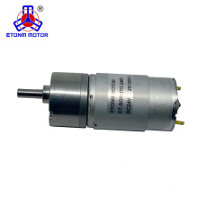 gold supplier 24v gear metal motor manufacturer for coffee machine
