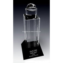 Trofeo Premio Mundial de Cristal Imperium (MP45)