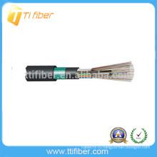 Открытый Канальный кабель MM 4 Core 62.5um GYTY53 Открытый волоконно-оптический кабель