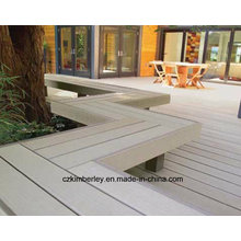 Mesas y sillas para el paisaje WPC ambientales