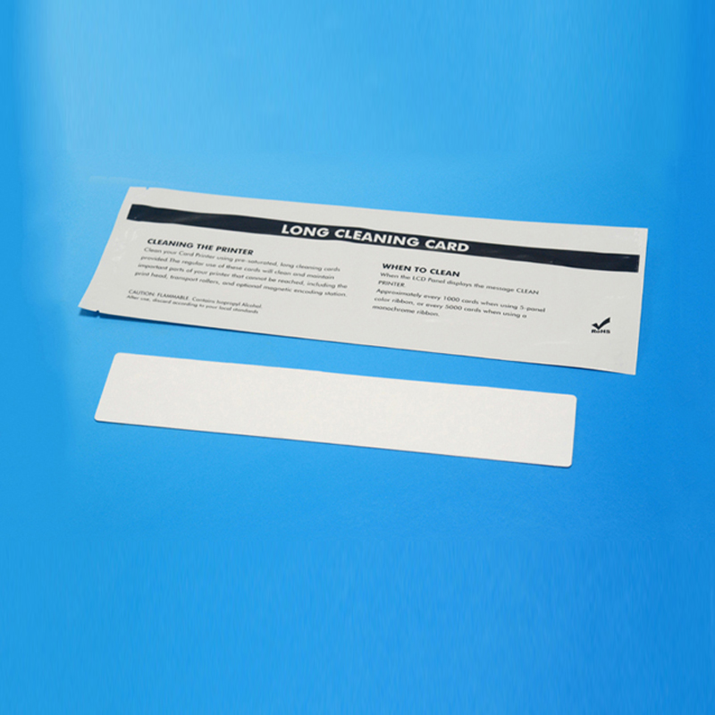 Fargo Cleaning Card For Printer Cleaning