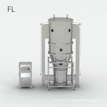 Máquina de secagem de granuladores
