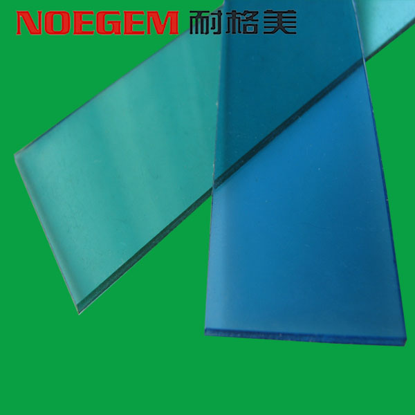 Colorful Polyethylene Terephthalate Plastic Sheet