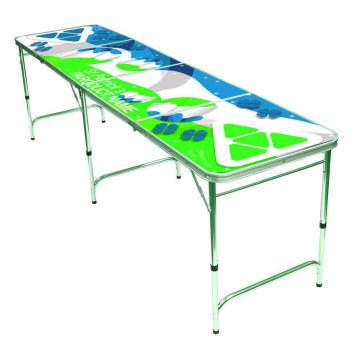 Tragbarer GIBBON-Tisch für den Außenbereich